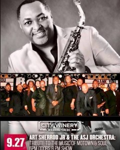 ASJ Orch at City Winery